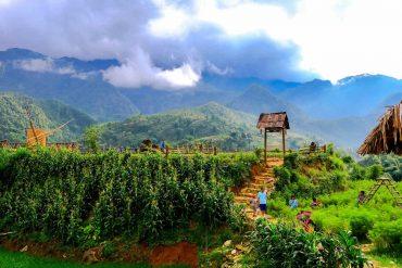 Escapade au Vietnam lieux